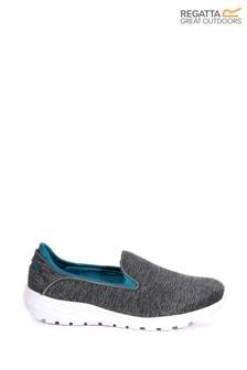 حذاء خفيف سهل اللبس وردي نسائي Marine من Regatta
