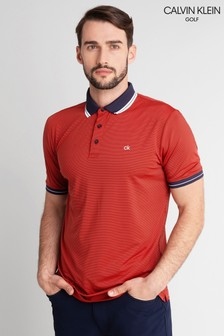 Bluză polo Calvin Klein Golf Blade