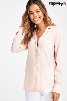 Superdry Pink Shirt
