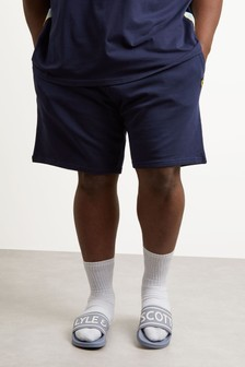Lyle & Scott Plus Jersey-Shorts