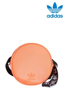 Sac banane adidas Originalsforme circulaire orange fluo