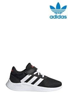 Черные кроссовки для подростков adidas Originals Lite Racer