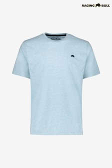 Raging Bull Sky Blue Signature T-Shirt