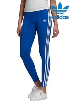 טייץ בגזרה גבוהה עם 3 פסים מסדרת Originals של Adidas
