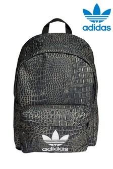 Рюкзак со змеиным принтом adidas Originals