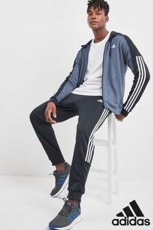 Спортивный костюм чернильного цвета adidas Game Time