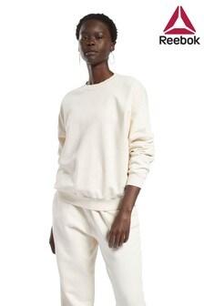 Reebok Sweatshirt in Knüpfbatik