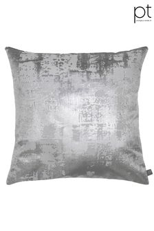 Prestigious Textiles Anthracite Aphrodite Feather Cushion