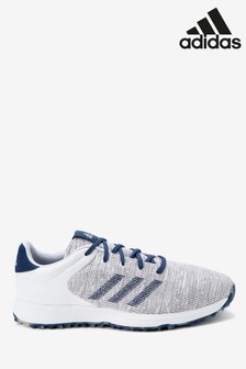 adidas Golf White/Navy S2G Trainers