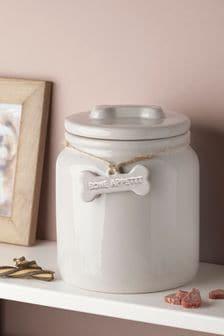 Ceramic Treat Jar