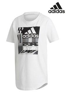 Белая футболка adidas Must Have