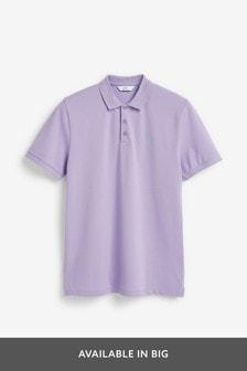 Рубашка поло из ткани пике