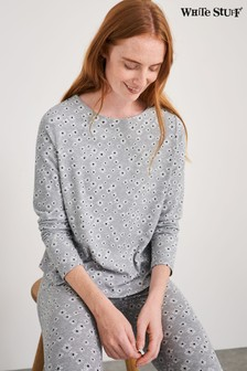 White Stuff Layla Jersey Pyjama Top