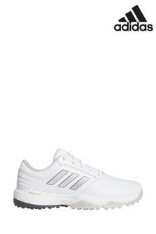 נעלי ספורט דגם 360 Bounce Golf בצבע לבן של adidas
