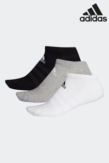 Набор из трех пар низких носков для взрослых adidas