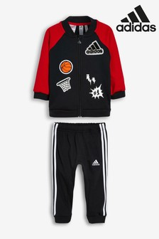 adidas Infant Basketball Tracksuit