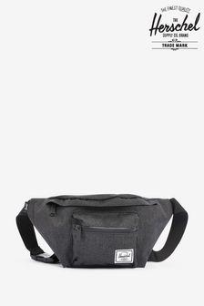 Herschel Supply Co Seventeen Black Crosshatch Hip Pack