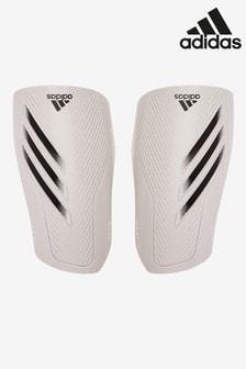 adidas White X Adult Shin Guards