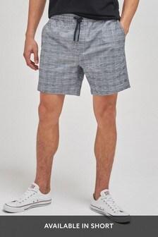 Drawstring Waist Dock Shorts