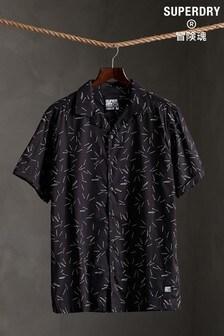 Superdry Short Sleeve Hawaiian Box Fit Shirt