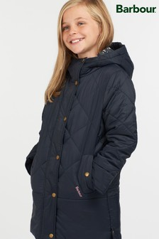 Barbour® Girls Tynemouth Quilted Jacket