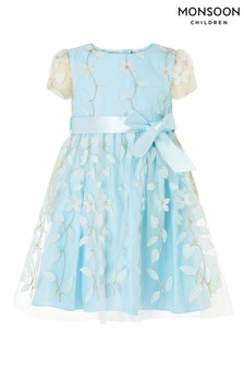 Monsoon Baby Floral 3D Dress