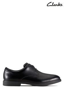 Черные туфли Clarks Scala Loop Y