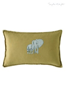 Sophie Allport Elephant Cushion