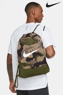 Nike Brasilia Camo Gymsack