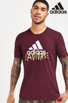 adidas Doodle Basic T-Shirt