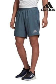מכנסיים קצריםOwn The Run עם3 פסים של adidas