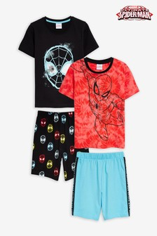 Lot de 2 pyjamas courts Spider-Man™ (12 mois - 9 ans)