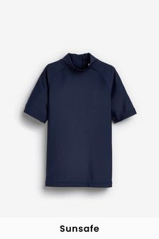 Short Sleeve Sunsafe Rash Vest (1.5-16yrs)