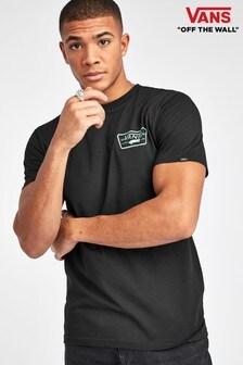 Vans T-Shirt mit Aufnäher am Rücken