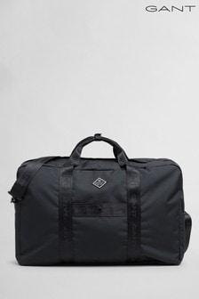 Черная спортивная сумка GANT