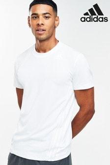 adidas Aero Ready スリーストライプ Tシャツ