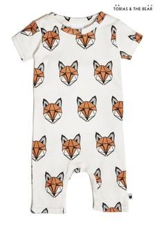 ثوب أطفال قصيرJust Call Me Fox منTobias & The Bear