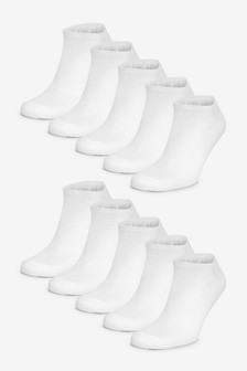 Trainer Socks Ten Pack