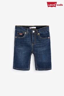 Детские шорты с вышивкой Levi's® Kids 510™