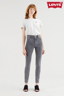 Levi's® Grey 720 High Rise Super Skinny Jeans