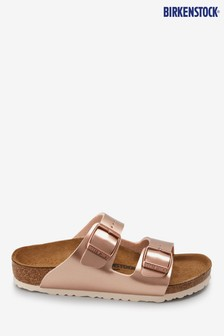 Birkenstock® Copper Arizona Sandals