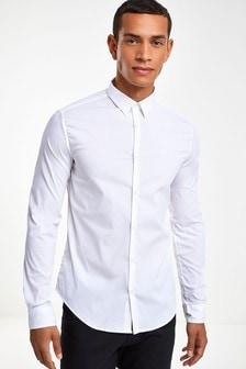 חולצה עם שרוולים ארוכים של Emporio Armani