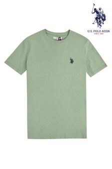 U.S. Polo Assn. T-Shirt aus Jersey