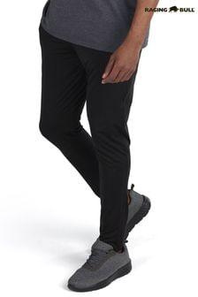 מכנסי טרנינג של Raging Bull דגם Performance בשחור