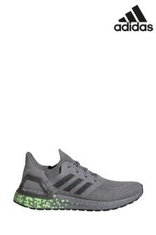 حذاء رياضي UltraBoost 20 رمادي من adidas Run