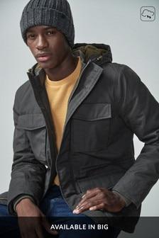 Vodoodporna jakna s štirimi žepi
