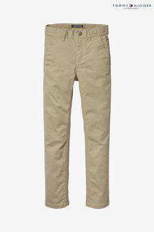 Pantalon chino Tommy Hilfiger slim pour garçon
