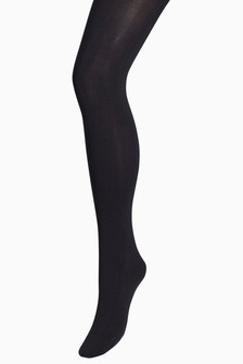 150 Denier Opaque Tights One Pack