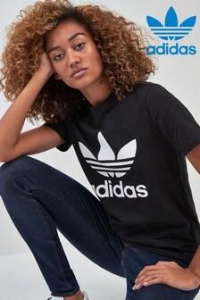 T-shirt adidas Originals motif trèfle