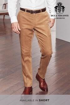 Duca Visconti Cord Trousers